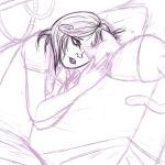bed meowcats roxy_lalonde sketch solo specialsari wip