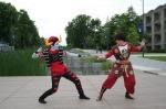 avatar_the_last_airbender cosplay crossover dancestors dave_strider mangopower mid5 real_life redeadlauren rufioh_nitram strife trollified