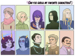 diamond discworld equius_zahhak gamzee_makara harry_potter heart hercule_poirot hetalia meme music_note sister-annabel slayers sweat