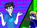 breath_aspect breathalyzer godtier heir im-not-only-crazy john_egbert perfectly_generic_object redrom rogue roxy_lalonde shipping void_aspect