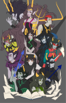 ancestor_cast ancestors expatriate_darkleer grand_highblood her_imperious_condescension marquise_spinneret_mindfang neophyte_redglare orphaner_dualscar starexorcist the_disciple the_dolorosa the_handmaid the_psiioniic the_sufferer the_summoner