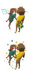 blush comic dancestors diabetes flowers high_angle latula_pyrope mituna_captor no_hat noreum radrom redrom shipping