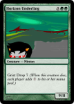 card homestuckwriterfag land_of_thought_and_flow magic_the_gathering terezi_pyrope underlings