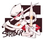 caledfwlch dave_strider dirk_strider ojaiyart starter_outfit text unbreakable_katana