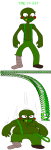 artificial_limb caliborn chubstuck parody sketchoodles solo sweat sweet_bro_and_hella_jeff text