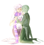 calliope kiss redrom roxy_lalonde shipping snake_wine