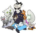 cats dirk_strider god_cat lusus maim maplehoof minihoof pounce_de_leon robot