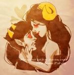 2spooky aradia_megido heart littlebirdkisses profile redrom shipping sollux_captor