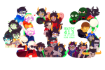 413 all_kids alpha_kids alternians andrew_hussie aradia_megido bec_noir beta_kids blush breath_aspect caliborn calliope carnivorouscormorant dave_strider dirk_strider doc_scratch dogtier equius_zahhak eridan_ampora feferi_peixes gamzee_makara godtier half_ghost heart heart_aspect heir hope_aspect jack_noir jade_harley jake_english jane_crocker john_egbert kanaya_maryam karkat_vantas knight life_aspect light_aspect lil_cal maid nepeta_leijon no_glasses no_mask page prince rogue rose_lalonde roxy_lalonde seer sollux_captor space_aspect tavros_nitram terezi_pyrope time_aspect towel void_aspect vriska_serket waste wayward_vagabond witch wv