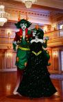 ancestors dancestors fashion fernacular holding_hands holidaystuck porrim_maryam the_dolorosa