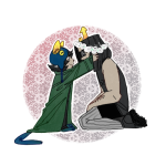deleted_source equius_zahhak flower_crown flowers meowrails nepeta_leijon palerom shipping sircuddlebuns