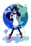 artificial_limb fairy_dress lemonbreadd solo vriska_serket
