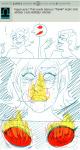 chowder comic crying limited_palette parody solo susan-kim terezi_pyrope