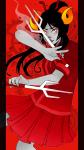 blackoutballad damara_megido dancestors dream_ghost quills_of_echidna smoking solo