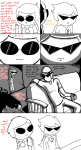 beverage bro comic couch dave_strider dirk_strider godtier heart_aspect knight prince smuppets starter_outfit time_aspect trashconstruct
