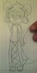 au cappra_megido eilla-sama guidestuck lusus ramma sketch solo