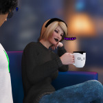 ! 3d beverage breedingduties couch grimdorks john_egbert rose_lalonde shipping sitting wonk