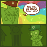 chazzerpan comic crowbar die drug_use felt felt_manor mep pixel