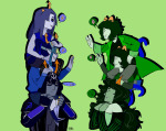 ancestors dancestors diamond dream_ghost equius_zahhak expatriate_darkleer homestack horuss_zahhak leijons meowrails meowrails_2:_the_meowrailing meowrails_the_prequel meulin_leijon nepeta_leijon palemarried the_disciple word_balloon zahhaks zodiac_symbol