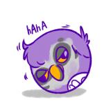 angry_birds animalstuck boratoki crossover gamzee_makara solo