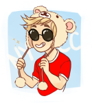 dave_strider freckles hat solo thesunmaid