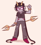drawthiere gold_pointy_jam meenah_peixes solo weapon