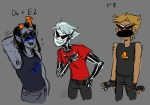 blush carousel crustybagelbites dirk_strider equius_zahhak humanized lil_hal shipping
