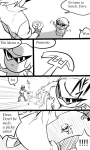 babies bro comic dave_strider fire-cycle food grayscale