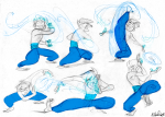 avatar_the_last_airbender crossover ellinor highlight_color john_egbert solo the_windy_thing