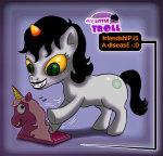 computer fadri fantroll my_little_pony ponified spade spirograph