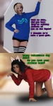 3d aspect_hoodie breath_aspect breedingduties clothingswap comic dogtier grimdorks jade_harley kneeling redrom rose_lalonde shipping spacetime text time_aspect