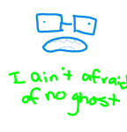 apocalypticcrunchies ghostbusters john_egbert solo this_is_stupid
