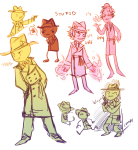 au chameleocoonj handgun mobsterswap pickle_inspector problem_sleuth problem_sleuth_(adventure) word_balloon