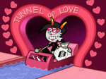 1s_th1s_you crossover dancestors fairly_odd_parents heart image_manipulation meenah_peixes paycheck redrom shipping solo