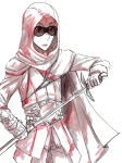 assassin's_creed crossover dave_strider limited_palette sangcoon solo