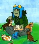abessivelyelegant animals minecraft nepeta_leijon