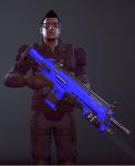 3d crossover eridan_ampora gun humanized petrosyanengeniy solo xcom