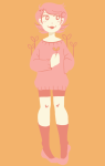 casual fashion limited_palette request roxy_lalonde solo striderswag