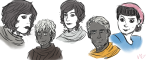 aimless_renegade ar exiles headshot humanized ms_paint peregrine_mendicant pm sketch vevageno wayward_vagabond windswept_questant wq wv