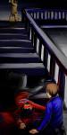 artsyunderstudy blood geromy hella_jeff image_manipulation it_keeps_happening lobac stairs sweet_bro sweet_bro_and_hella_jeff terezi_pyrope