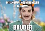 florian_silbereisen gamzee_makara image_manipulation language:german meme solo text