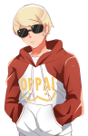 casual dave_strider lactoseho one-punch_man solo