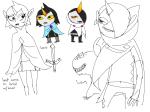 crossover fanlusus lusus milkwhiterabbit nintendo the_legend_of_zelda trollified