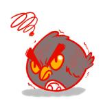 angry_birds animalstuck boratoki crossover karkat_vantas solo
