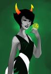fashion grimalkn huge kanaya's_black_dress kanaya_maryam serenity solo