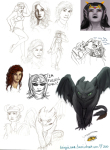 art_dump artificial_limb bed chubstuck dubcon eyeshot feferi_peixes food headshot how_to_train_your_dragon no_glasses sherlock shipping sketch tavriska tavros_nitram terezi_pyrope text twirynienne undergarments vriska_serket