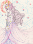 empress_feferi fashion feferi_peixes formal jewelry solo thoughts-and-bubbles
