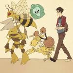 carrying chocolatula humanized nintendo pokémon profile sollux_captor solo