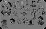 art_dump deus_ex headshot mom sketch skulls tavros_nitram unknown_crossover zodiac_symbol