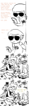 comic dave_strider dirk_strider jake_english tacosnpie text twitter wut